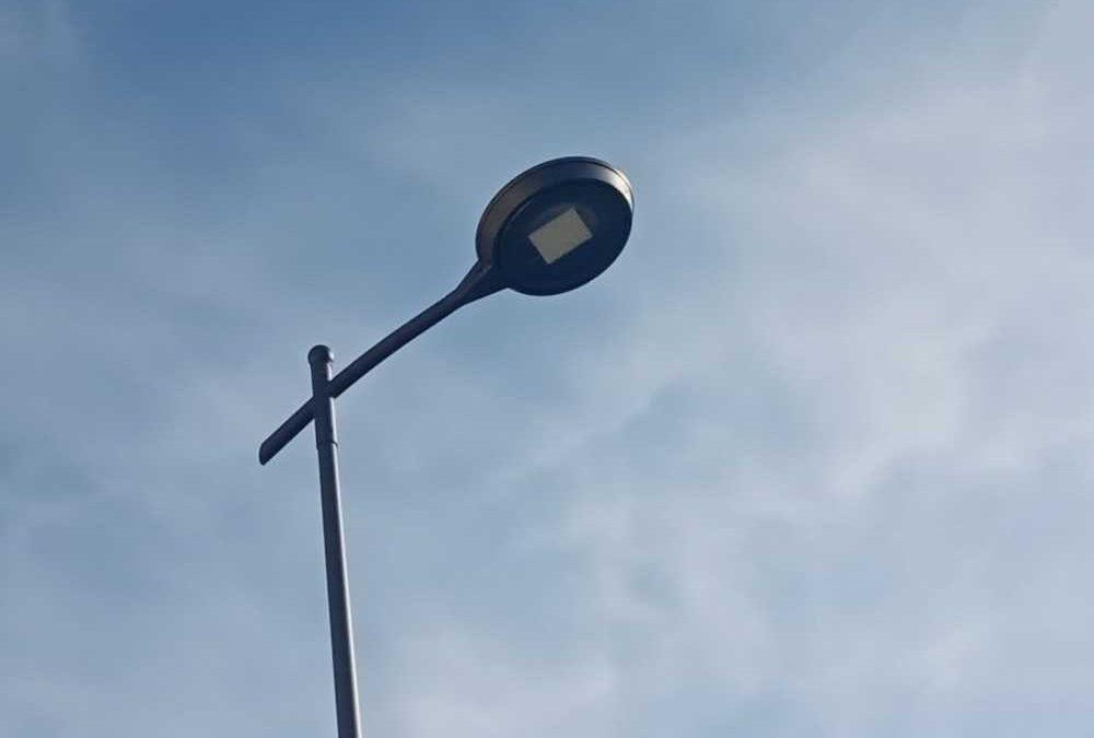Cerveteri, luci nuove in Piazza Aldo Moro e Centro Storico e lavori a Valcanneto