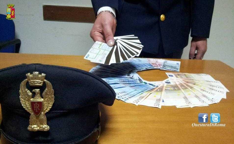 Usa una carta di credito smarrita nei negozi di Civitavecchia: 20enne denunciato dalla Polizia