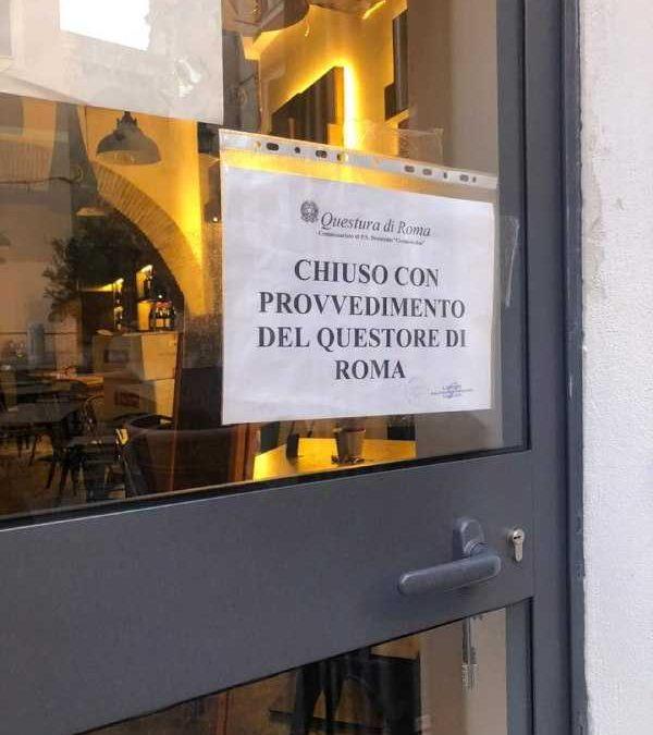 """Movida Civitavecchia, la Taberna Leandra obbligata a chiudere 5 giorni: """"Provvedimento ingiusto ed esagerato"""""""