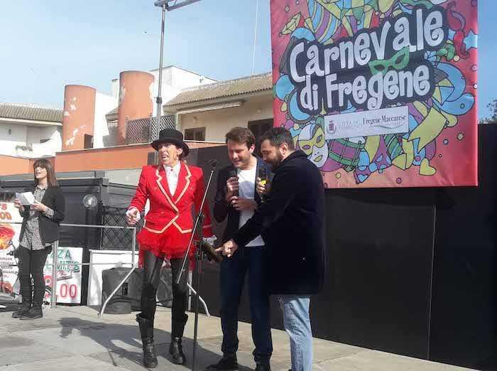 Carnevale a Fregene: divertimento e gran successo