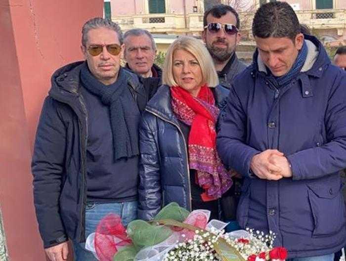 """Ladispoli, Lega: """"Abbiamo ricordato i martiri delle Foibe"""""""