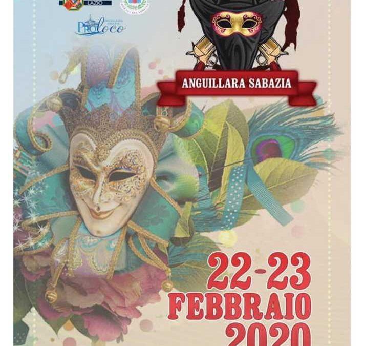 Ad Anguillara torna il Carnevale del Fuorilegge