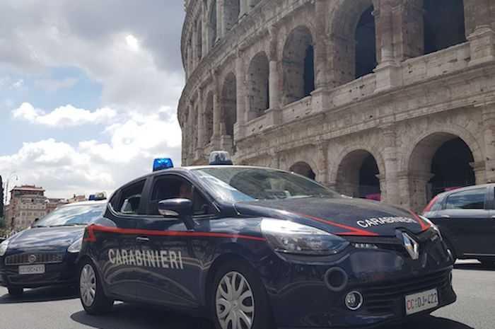 Colosseo e Fori Imperiali: lotta al degrado da parte dei carabinieri