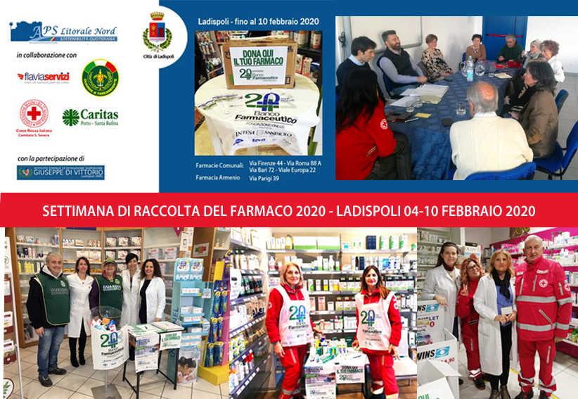 """Aps Litorale Nord: """"Bene la Raccolta del Farmaco a Ladispoli"""""""