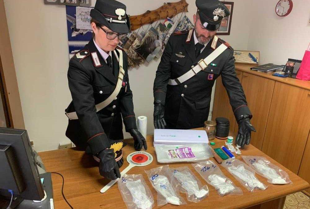 """Arrestati due pusher a Ladispoli e Fiumicino: """"trattative"""" di cessione interrotte dai Carabinieri"""