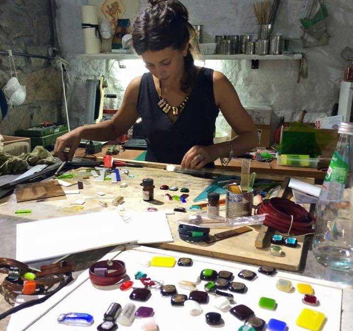 Cna, Domenica d'Artista e di artigianato con Elisa Formicola