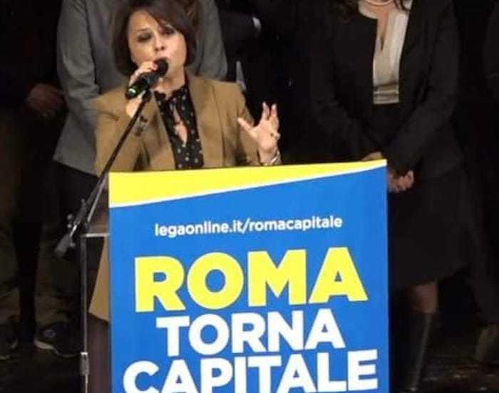 """Ostia, Picca (Lega): """"Da Raggi insulti basati sul nulla"""""""