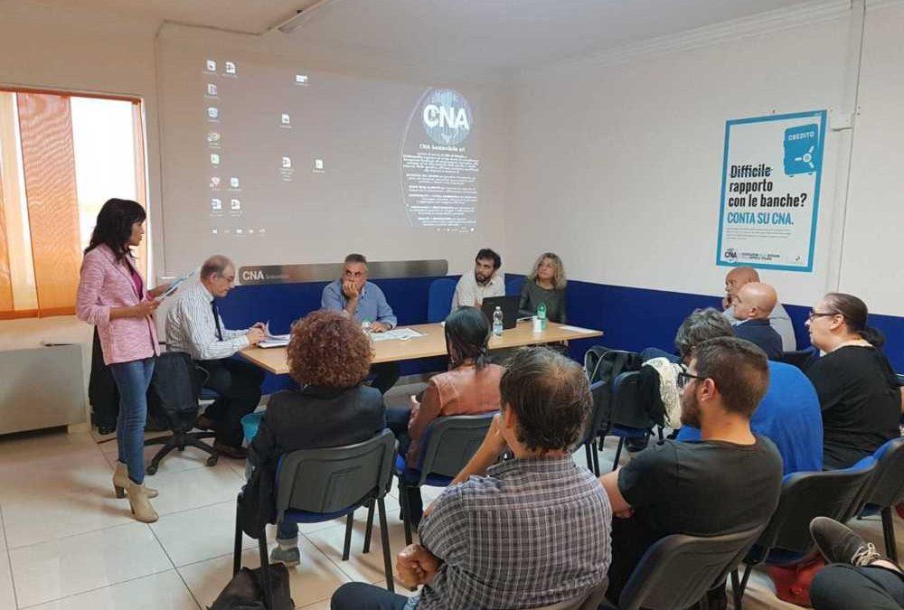 Cna Sostenibile, corso di haccp per addetti e responsabili a Tarquinia