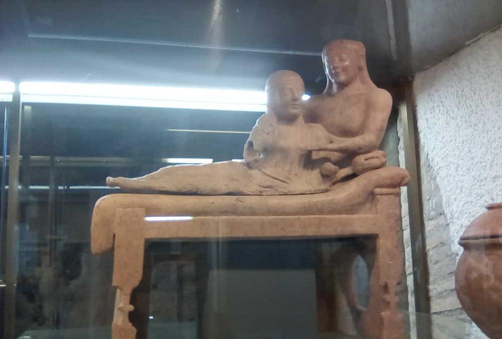 """Cerveteri, il Museo Cerite """"non sfrutta appieno le sue potenzialità"""""""