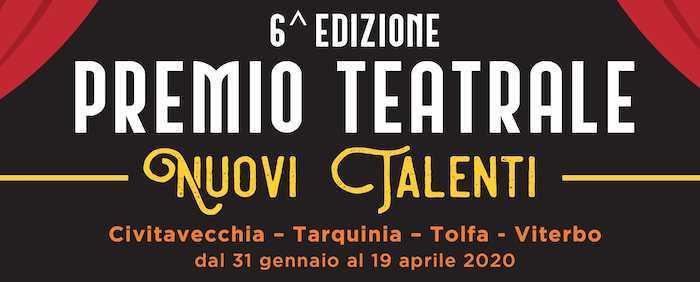 Concorso teatrale 'Nuovi Talenti': via alla sesta edizione