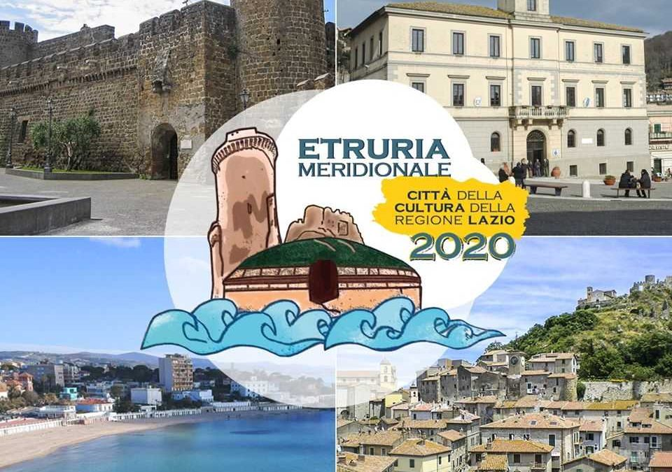 Cerveteri Capitale della Cultura 2020 con Tolfa, Allumiere e Santa Marinella: sabato la presentazione
