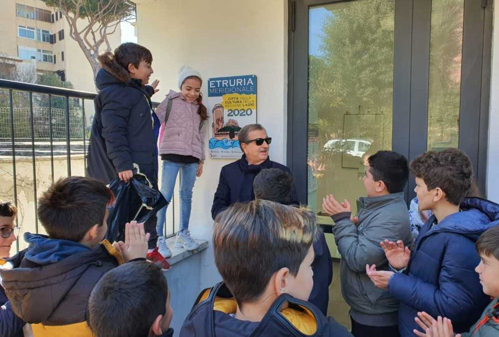 Santa Marinella, in biblioteca il lancio di Cerveteri 2020