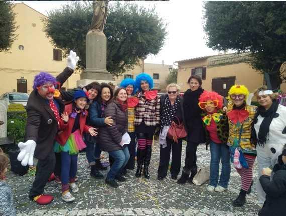 Cerveteri, il Carnevale dei bimbi della don Milani dei plessi di Ceri e Valcanneto