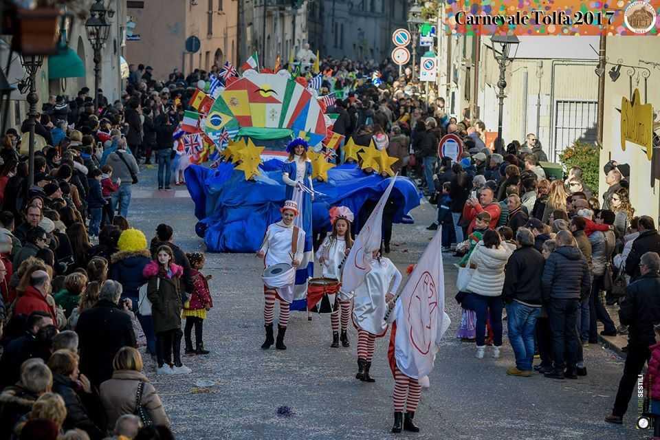 Carnevale a Tolfa, sale la curiosità sui temi della sfilata 2020
