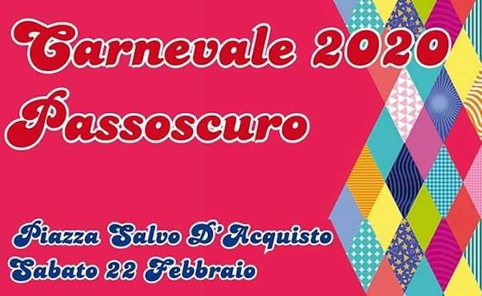 Carnevale: sabato 22 febbraio festa a Passoscuro, domenica 23 a Fiumicino e Fregene