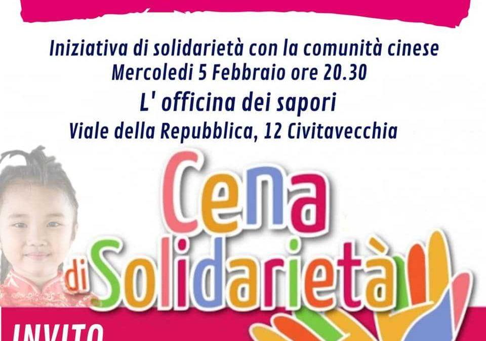 Coronavirus, cena solidale di Italia Viva in un ristorante cinese