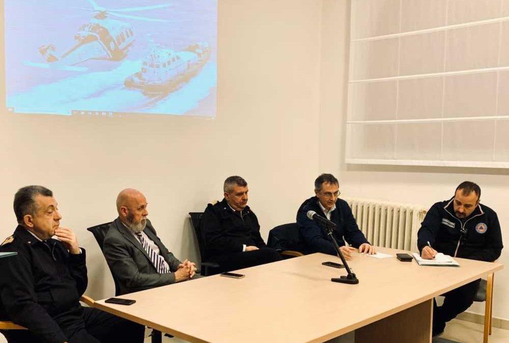 """Civitavecchia, Tedesco invita il capo della Prociv Borrelli: """"Gli mostriamo il nostro modello"""""""