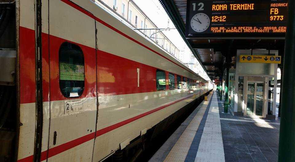 """Disabile scesa dal treno con i pompieri, Porrello: """"Alessandri cerchi e fornisca spiegazioni"""""""