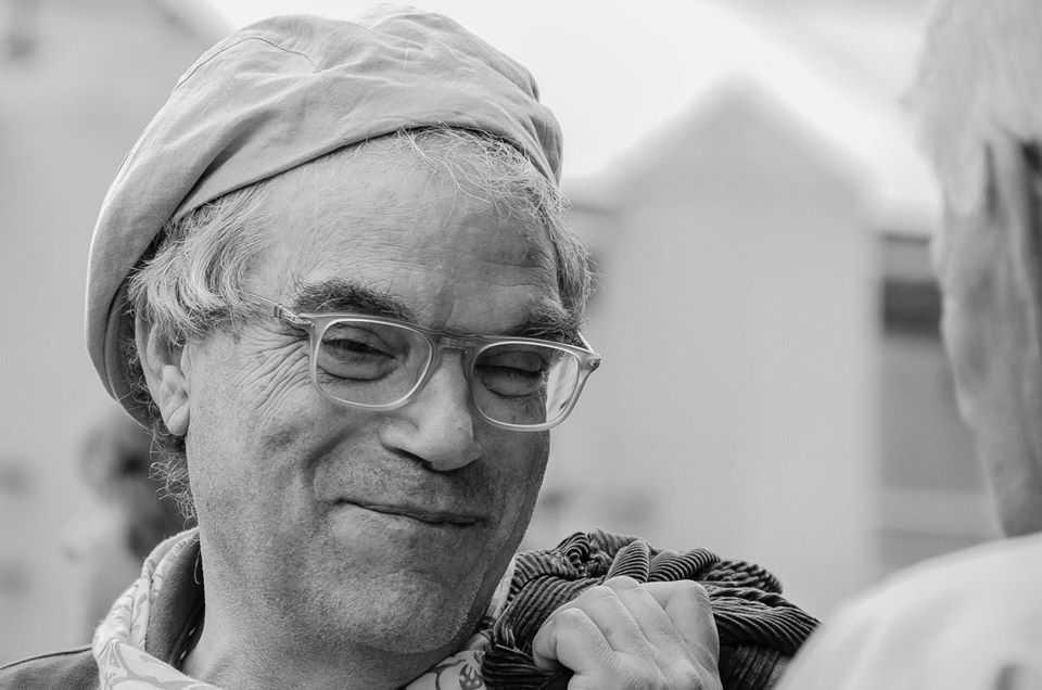 """Civitavecchia: """"hasta siempre"""" Gino Garcia Llorente, il barricadero presidente Seport"""