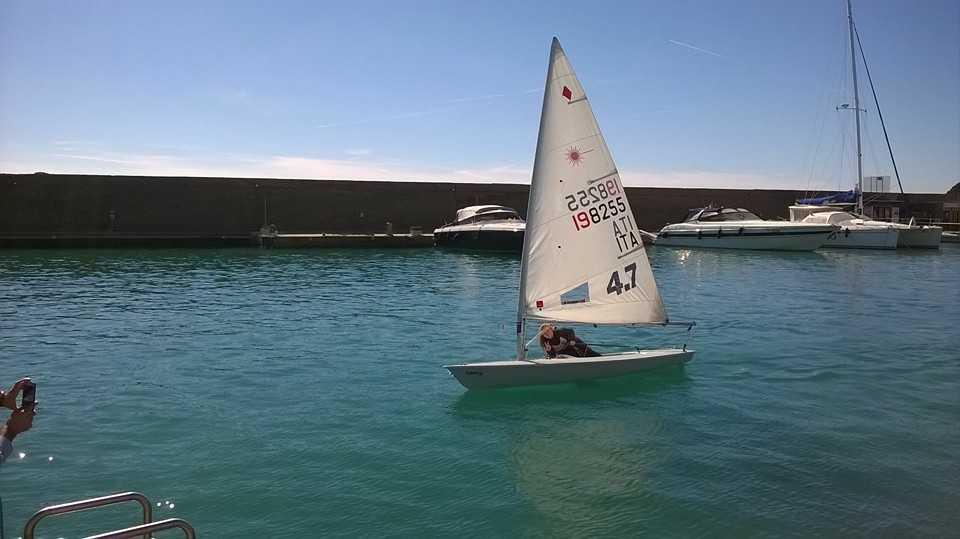 Alla Marina di Santa Marinella i Regionali Laser della Federvela
