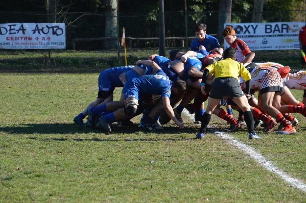 Rugby, Montevirginio impatta in casa con il Colleferro: 9-9