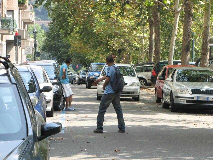 Termini, preso dall'Arma un parcheggiatore abusivo libico: aveva aggredito un automobilista