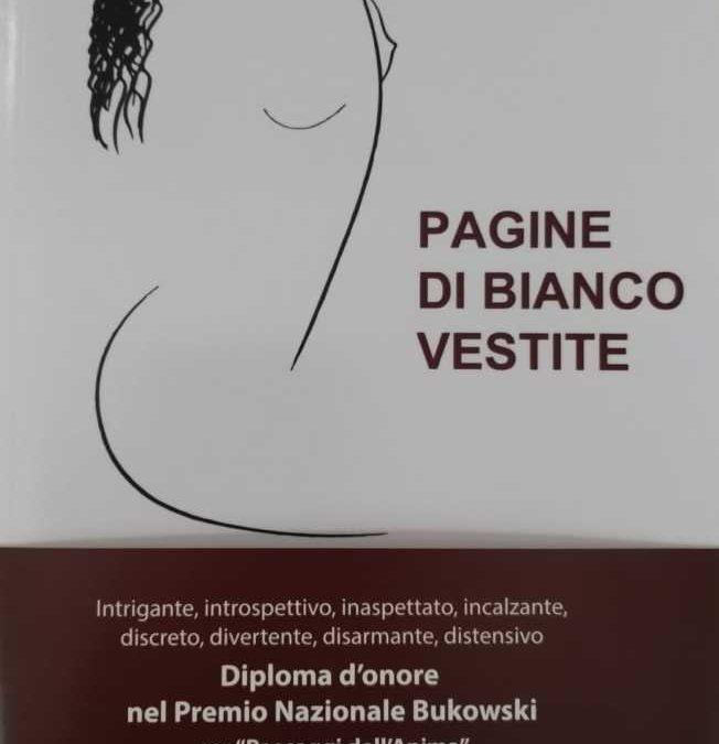 Tarquinia, la voice Paola Liberatori presenta le sue Pagine di Bianco Vestite