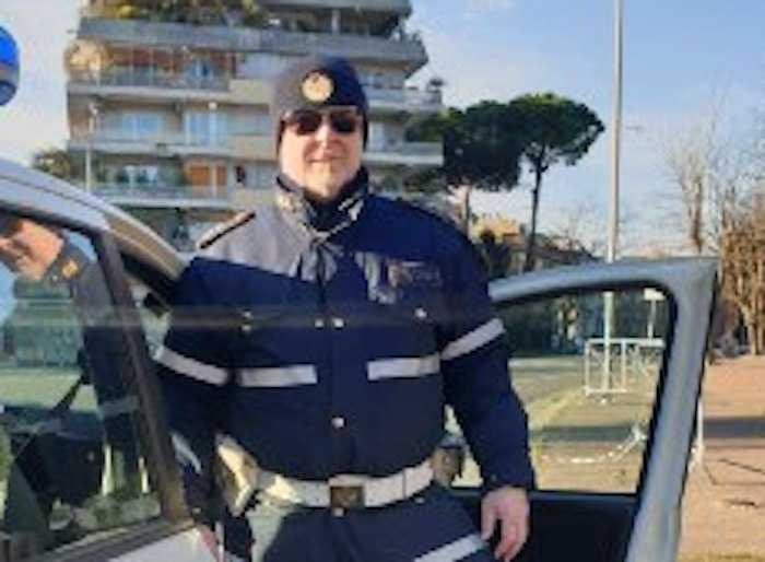 Polizia locale: morto Paolo Francesco La Monaca, il cordoglio del comandante Di Maggio