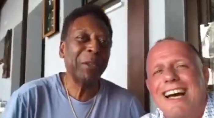 Buon compleanno Garbatella: gli auguri di Pelè (VIDEO)