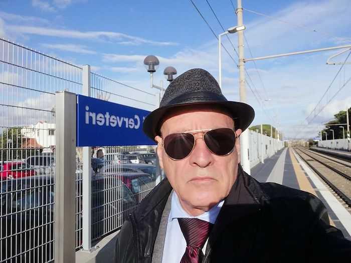 """Cerveteri, Galluso: """"La mia passione per le Ferrovie. Il mio amore per la città"""""""