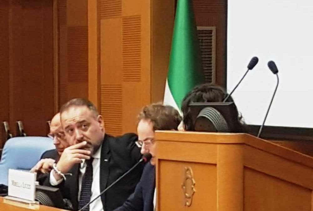 """Santa Marinella, Angeletti al convegno del Senato sul 5G: """"Valuteremo tutte le posizioni"""""""