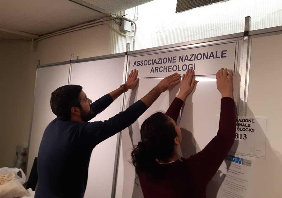 Cerveteri, la ArchéoTheatron ha organizzato il Tourisma di Firenze
