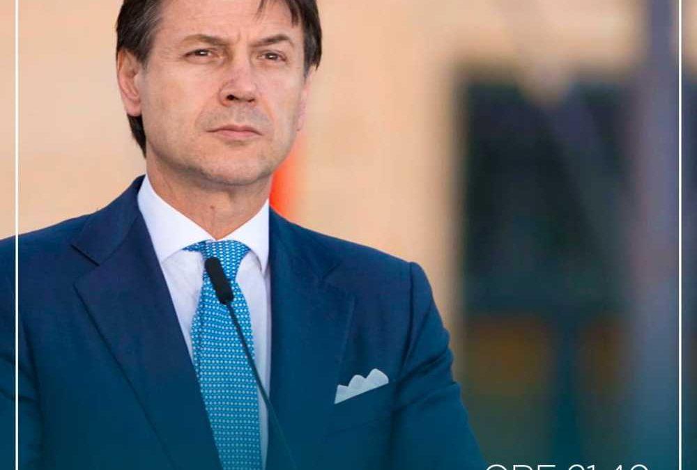 """Giuseppe Conte tra poco in TV: """"Importanti aggiornamenti"""""""