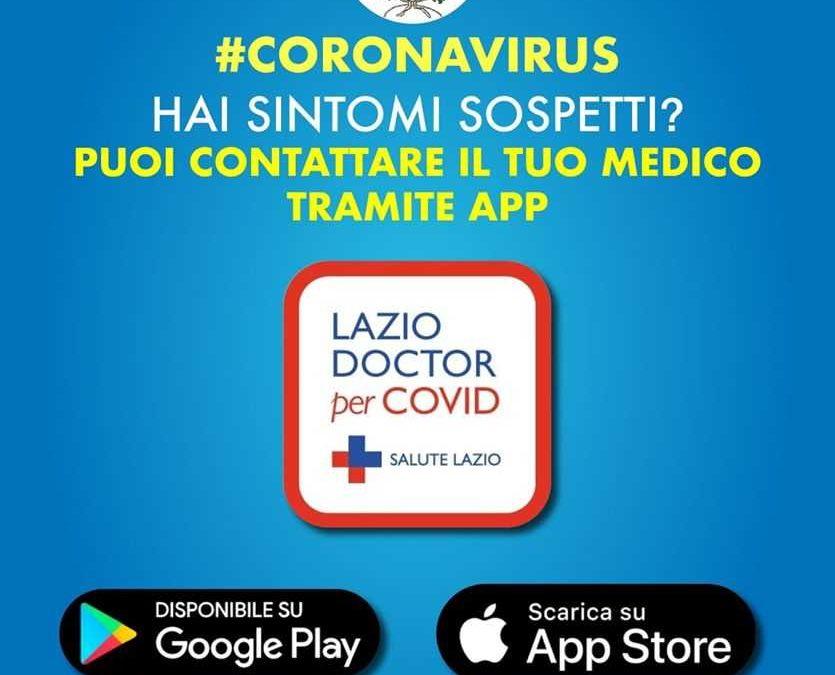 Cerveteri, ecco come usare l'app Doctor Covid