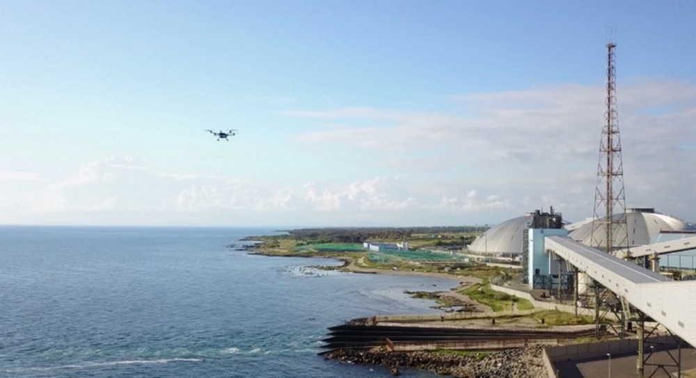 A Civitavecchia si alzano i droni per evitare gli assembramenti