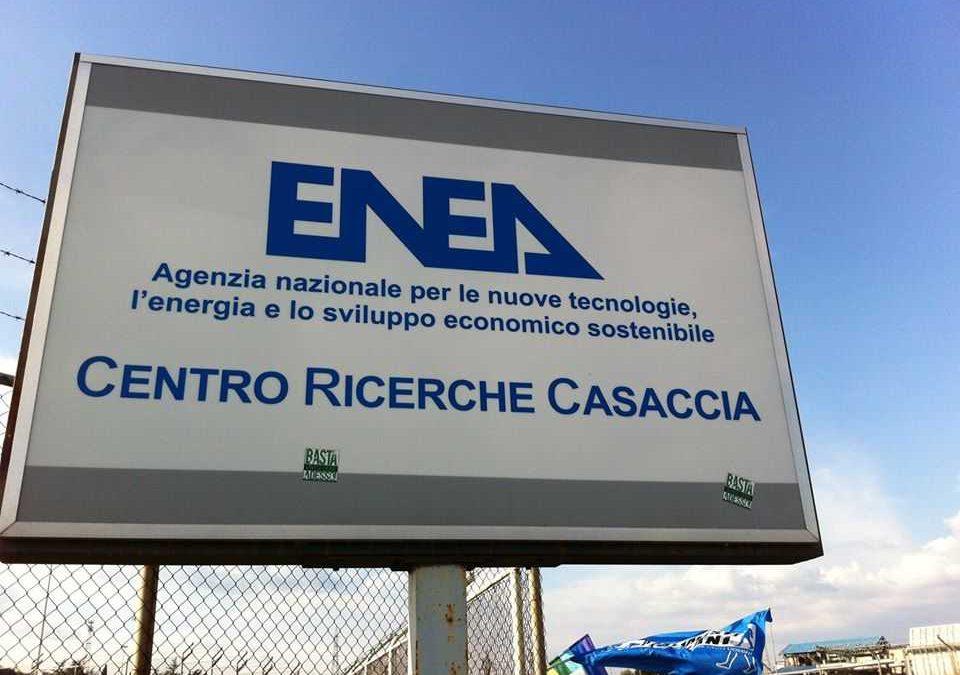 Enea dona mascherine anche a Cesano ed Osteria Nuova